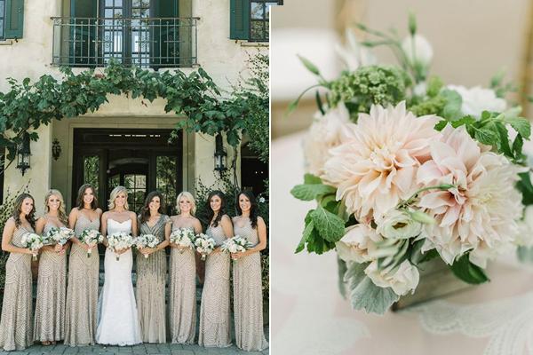 French Garden Themed Wedding Ideas Press - French Country Wedding Decor